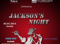 JACKSON'S NIGHT