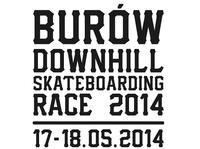 Burów Downhill Skateboarding Race