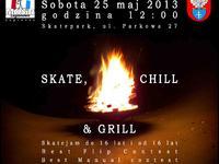 Skate, chill & grill Legionowo