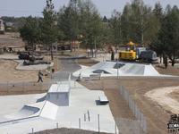 Skatepark Olkusz - otwarcie obiektu
