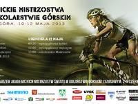 Akademickie Mistrzostwa Polski w Kolarstwie Górskim 2013