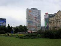 Warszawa i szał Euro 2012 - Hotel Novotel