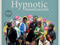 29.05 Warszawa: Hypnotic Brass Ensemble // Burn Reynolds & Papa Zura // Groh // Jedynak // Koncert i Impreza na Tarasie