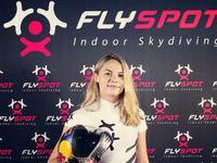 Maja Kuczyńska nie zwalnia tempa w indoor skydivingu!