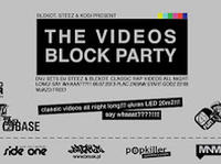 6.07 Warszawa: RAP HISTORY WARSAW - THE VIDEOS BLOCK PARTY / ekran LED 20M2 / Plac Zabaw