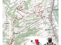 Mapa Bieg Zbójników