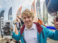 Zakończono pierwszy etap Pucharu Polski w kitesurfingu