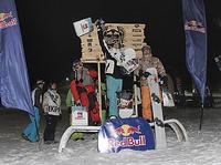 Pierwsze eliminacje Zjazdu na Krechę 2013