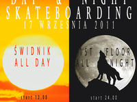 Day & Night Skateboarding