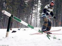 Freeskiing - historia narciarstwa freestylowego