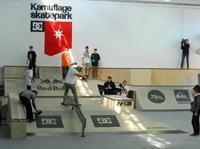 Skatepark Kamuflage - My DC Crew 2012