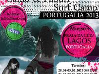 Cahlo&FilSurf Surf Camp Portugalia 2013