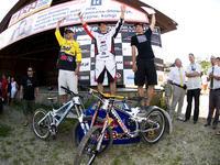 Śliwa pokonał Jodę - Diverse Downhill Contest
