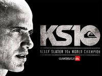 Kelly Slater po raz 10 Mistrzem Świata - Konkurs!
