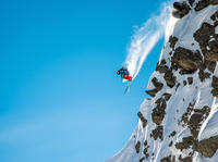 Swatch Freeride World Tour by North Face na Alasce i w Andorze