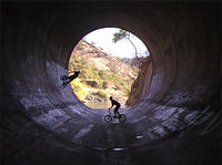 BMX'em przez Kalifornię