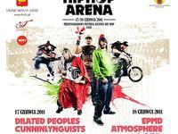 Hip Hop Festiwal - Lódź 2011
