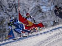 Juliany, Szczyrk - Red Bull Zjazd na Krechę 2015
