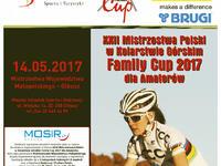 XXII Mistrzostwa Polski w Kolarstwie Górskim Family Cup 2017 dla Amatorów