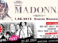Koncert Madonny w Warszawie