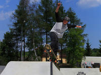 Skatepark w Olkuszu już otwarty!