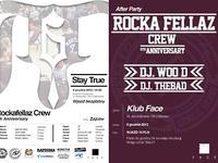 7-8.12 Warszawa: 6Th Rocka Fellaz Anniversary
