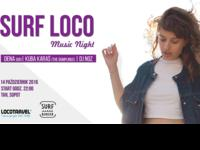 DENA at SURF LOCO Music Night | TAN - Sopot