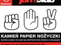 Jam The Club KPN - Mistrzostwa Polski Kamień, Papier, Nożyce