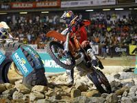Taddy Błazusiak- 3 miejsce w Superenduro w Brazylii