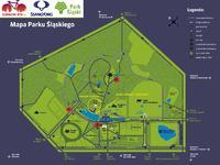 Mapa Eliminator MTB 2016 - Park Śląski