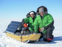 Dyrektor marketingu Commvault zdobywa biegun południowy