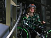 Drew Bezanson na Baltic Games.