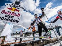Andrzej Pradziad i Anna Mąka wygrywają Red Bull Bieg Zbójników