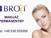 Makijaż Permanentny Brovi