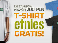 T-shirt Etnies GRATIS!!!