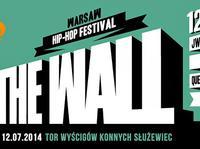 Bilon, Mes, Stasiak i Zeus zapowiadająTHE WALL WARSAW HIPHOP FESTIWAL