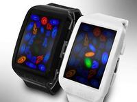 Bardzo nowoczesne zegarki - Tokyo Flash