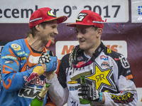 Taddy Błażusiak i Billy Bolt - Fot. Agencja Sport UP