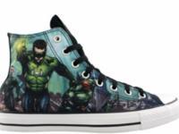 Converse x Green Lantern Chuck Taylor High