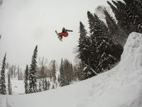 Alpha Omega - film snowboardowy ziomków z Rosji
