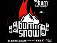 Burn In Snow 2012