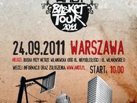 AND1 BASKET MUSIC TOUR 2011 w Warszawie