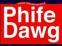 PHIFE DAWG x MEGA IMPREZA