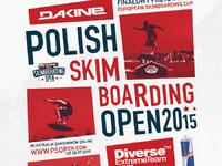 Dakine Polish Skimboarding Open 2015