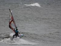 Zakończenie sezonu windsurfingowego w Ustce 2012. Foto: Paweł Januszewski