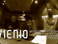 Vienio opowiada o albumie Etos 2010