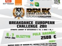 Breakdance European Challenge w ramach Bruk Festivalu 2011