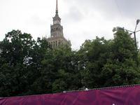 Warszawa i szał Euro 2012 - Warszawa