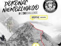 K2 Ski Challenge – Andrzej Bargiel - Trasa
