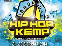 Nowa odsłona line-upu Hip Hop Kemp 2014!
